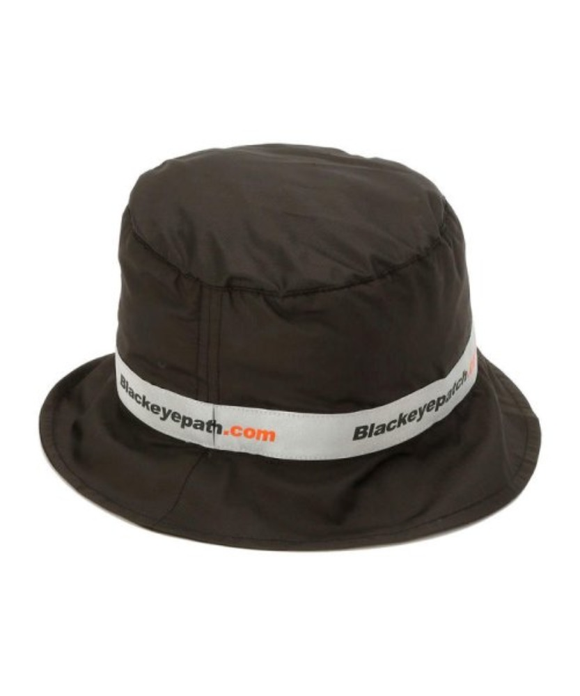 THE BLACK EYE PATCH BUCKET HAT